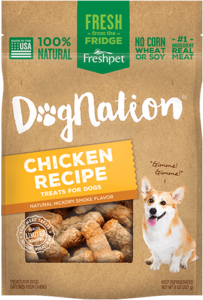 Dognation dog treats chicken recipe