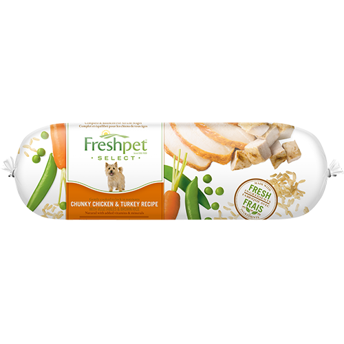 Freshpet select chunky beef with vegetables rice dog food freshpet select chunky chicken turkey with vegetables brown rice dog food recipe forumfinder Image collections