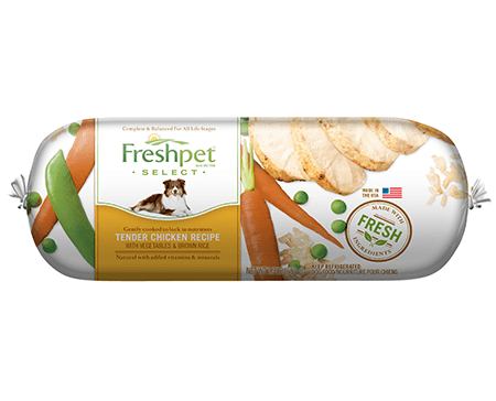 Freshpet freshpet select tender chicken with vegetables brown our brands forumfinder Image collections
