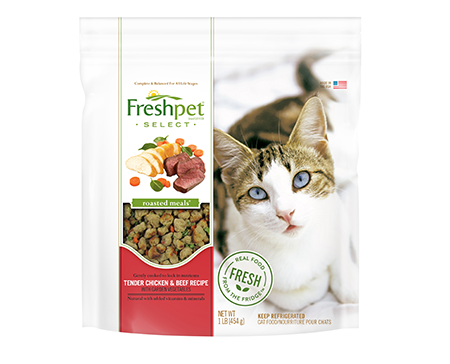 Freshpet freshpet select tender chicken beef with garden our brands forumfinder Images