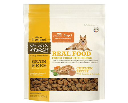 Freshpet natures fresh grain free chicken with antioxidant rich our brands forumfinder Image collections