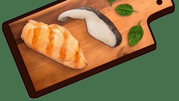 Freshpet Nature's Fresh Grain Free Chicken & Fish Cat Food