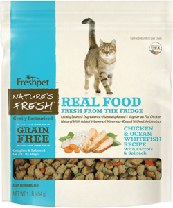 freshpet cat food package
