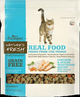 freshpet cat food package