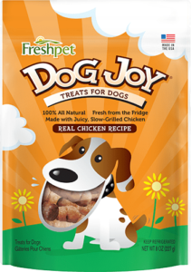 Dog Joy chicken treats for dogs