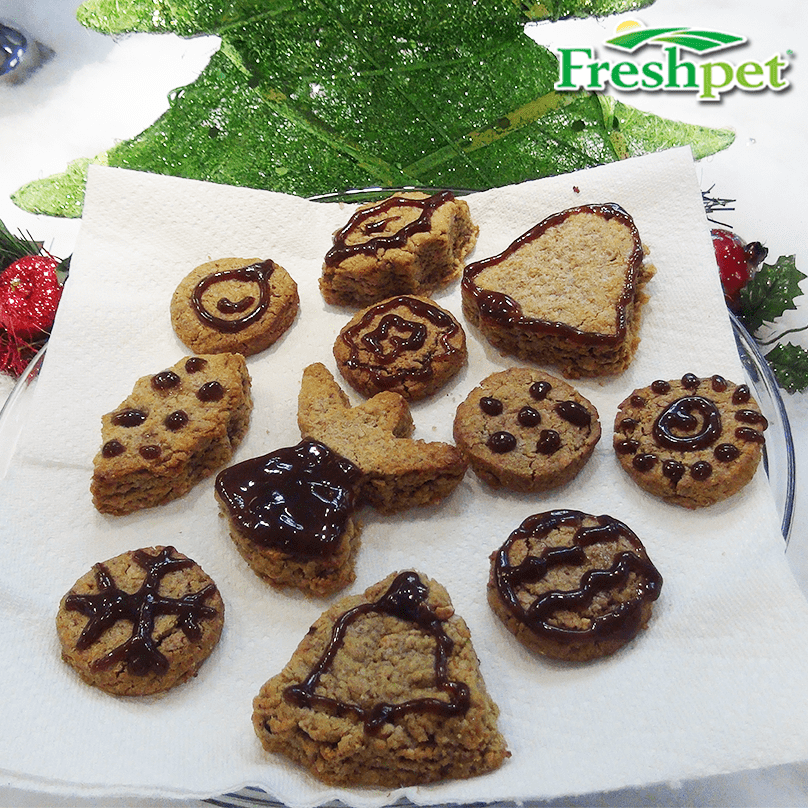 The perfect holiday treat for your pups!