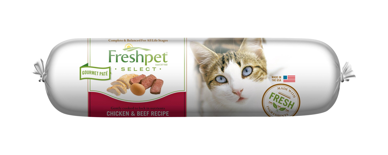 Freshpet Vital Cat Food Reviews