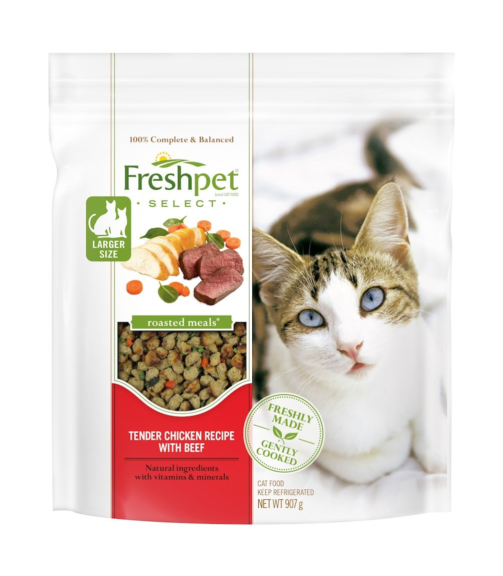 Refrigerated Pet Food made with Fresh Ingre nts