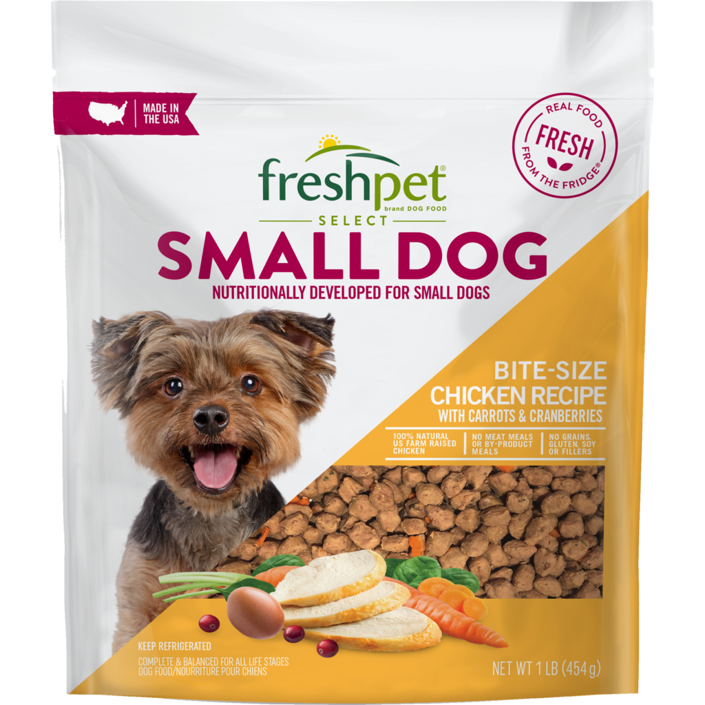En Carrot Cranberry Small Dog Food
