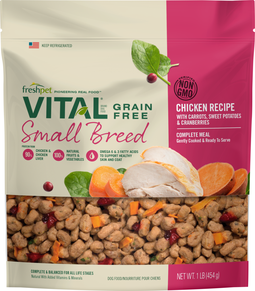Grain Free Chicken Small Breed Dog Food