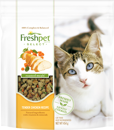 Freshpet Select Tender Chicken Bites Cat Food