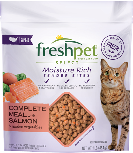 Freshpet® Select Complete Meal with Salmon & Garden